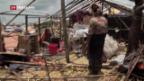 Video «Monsun könnte Situation der Rohingya verschlimmern» abspielen