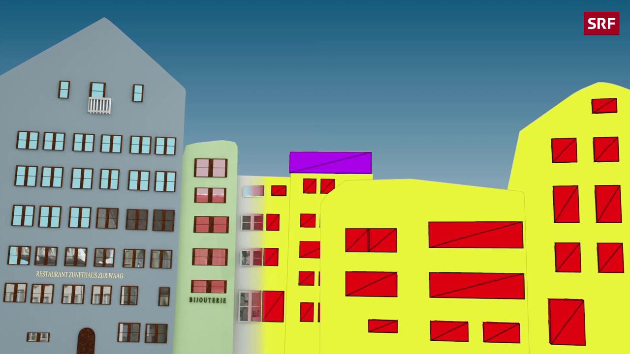 Eine neue Plattform erstellt 3D-Modelle einzig aus Bildinformationen