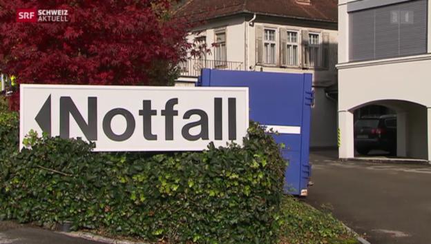 Video «Kann St. Gallen seine Spitäler modernisieren?» abspielen