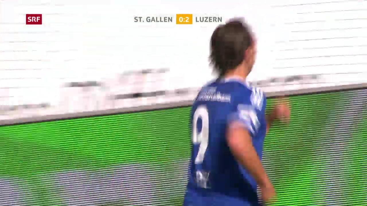 Luzern packt seine Chance in Sachen EL-Quali