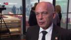 Video «Bund und Kantone einig bei Reform des Finanzausgleichs» abspielen