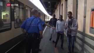 Video «FOKUS: Szenarien für Asyl-Notfallplan festgelegt» abspielen