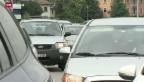 Video «Zahl der Grenzgänger nahm zu» abspielen