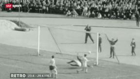 Video ««Retro» mit Beni und Blick zurück ins Jahr 1963» abspielen
