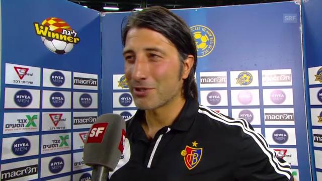 Murat Yakin im Interview