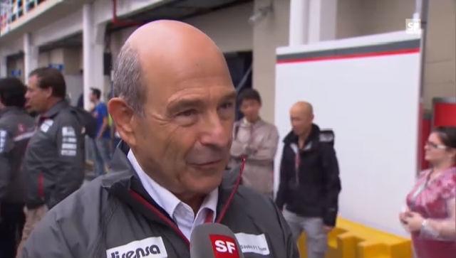 F1: Peter Sauber zieht Bilanz und blickt voraus