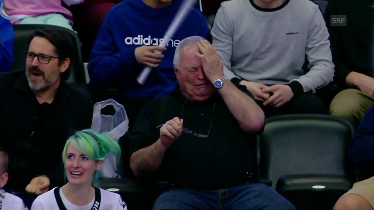 Jost lässt seinen Grossvater weinen