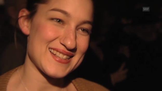 Video «Marie Leuenberger über ihren Sohn» abspielen