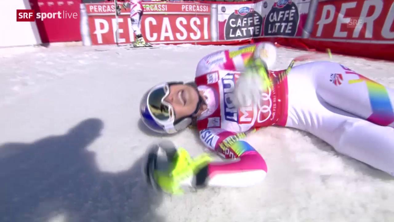 Ski Alpin: Weltcupfinale 2015, Super-G Frauen