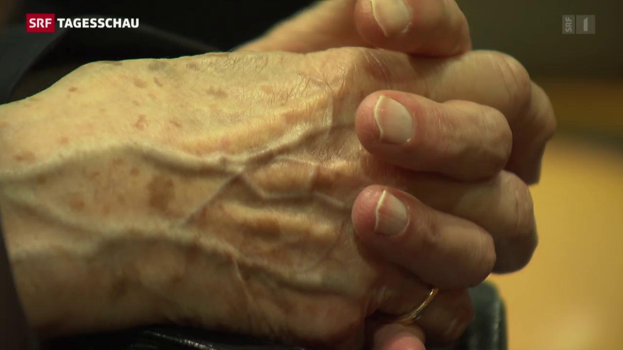 Senioren sind im Parlament untervertreten