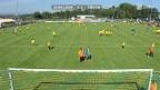 Video «Cup: Echallens - FC Zürich» abspielen