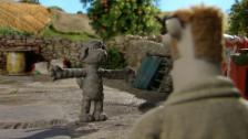 Link öffnet eine Lightbox. Video Shaun das Schaf (22): Spuren in Beton abspielen