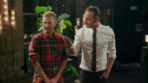 Video ««Deville»:  Stefan Büsser auf Late-Night-Visite im Mascotte» abspielen