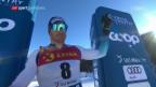 Video «Cologna muss Tour de Ski vorzeitig abbrechen» abspielen