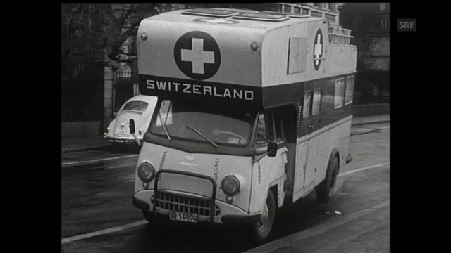 Radio SRF 1 - Caravan Messe Bern: Wo Wohnwagen schwimmen ...