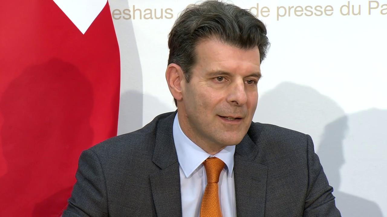 «Am Ende soll ein Abkommen stehen, dass die Interessen der Schweiz verteidigt»