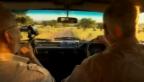 Video «Aschi Widmers Reisegruppe auf dem Weg zum ersten Camp» abspielen