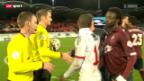 Video «Fussball: Sion - Servette» abspielen