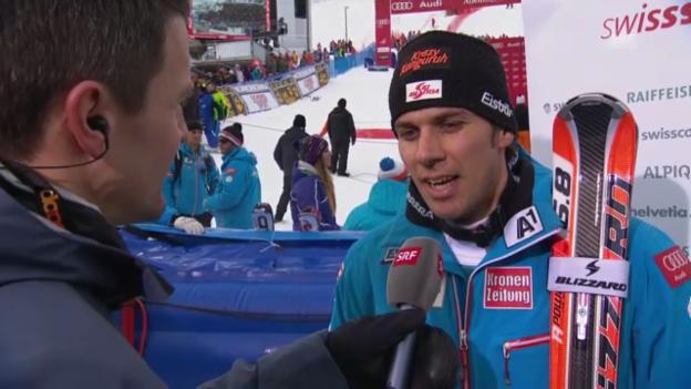 Video «Ski: Interview Mario Matt («sportlive»)» abspielen