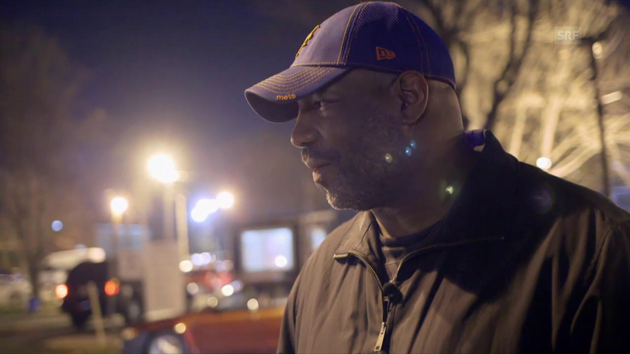 Filmautor Jelani Cobb über seine Erfahrungen mit der Polizei