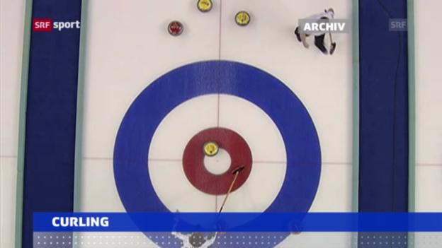 Video «Curling: Schweizerinnen ausgeschieden» abspielen