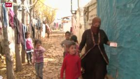 Video «Syrische Flüchtlinge im Libanon» abspielen