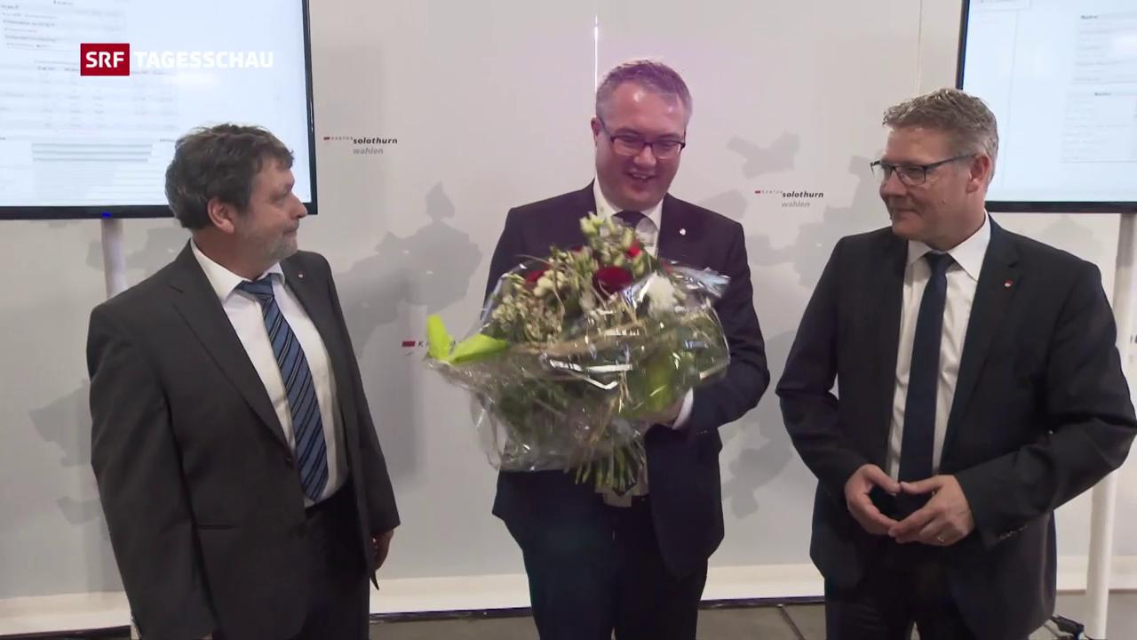 Solothurn wählt neue Regierung