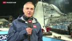 Video «Einschätzungen zum Sturz von Simon Ammann» abspielen
