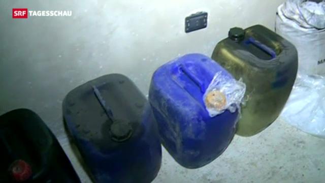 Giftgas in Syrien, Verdacht erhärtet sich