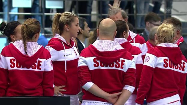 Video «Die Schweizerinnen im Tal der Tränen» abspielen