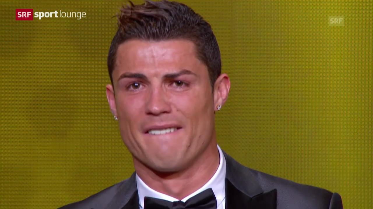 FIFA-Awards: Ronaldo erhält «Ballon d'Or»