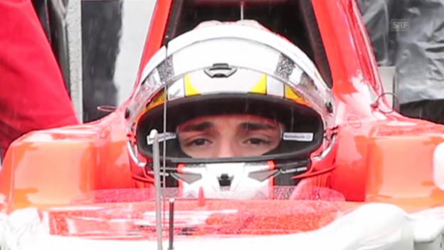 Video «Formel 1: Jules Bianchi ist gestorben» abspielen