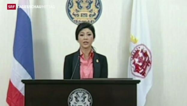Video «Neuwahlen in Thailand» abspielen