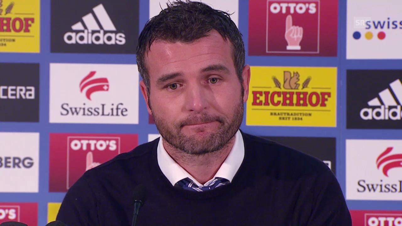 Fussball: FCL trennt sich von Sportdirektor Alex Frei (6.12.)