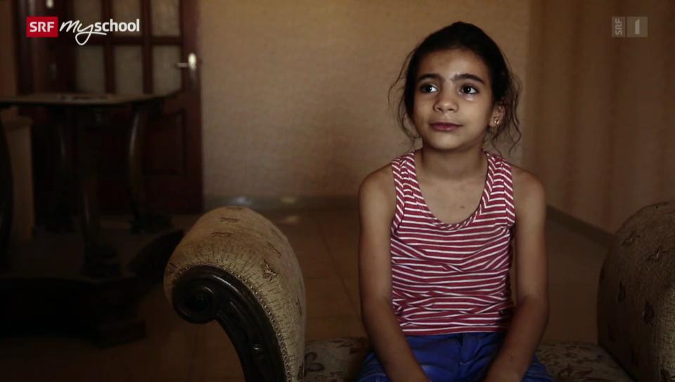 Syriens Kinder zwischen den Fronten
