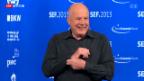 Video «Star-Werber Kevin Roberts in Interlaken» abspielen