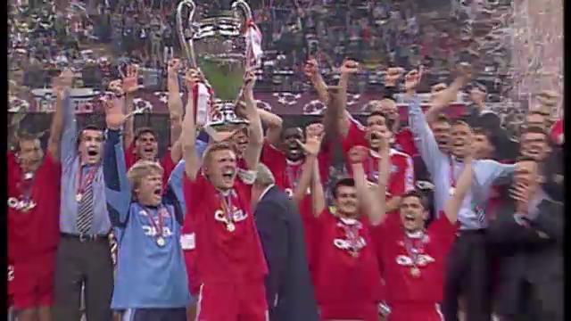 Fussball: Champions-League-Final 2001, Valencia-Bayern München