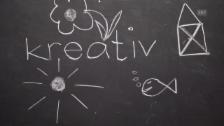 Video «ABC-DGST: K wie Kreativ» abspielen