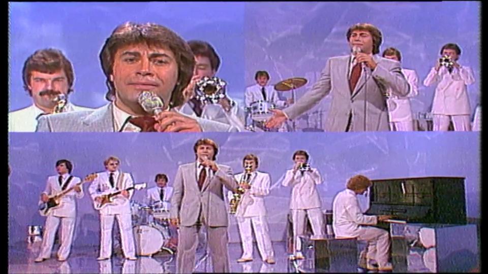 Roy Black zu Besuch in der Sendung «Karussell» 1981 mit seinem Titel «Was geschieht mit mir?»