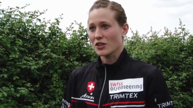 Video «OL: Interview mit Judith Wyder» abspielen