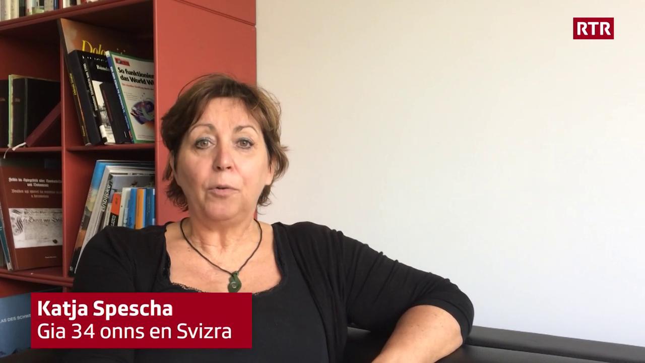 Katja Spescha vul midada …