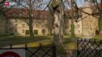 Video «Brüssel: Freiburger Gymnasiasten mit grossem Schutzengel» abspielen