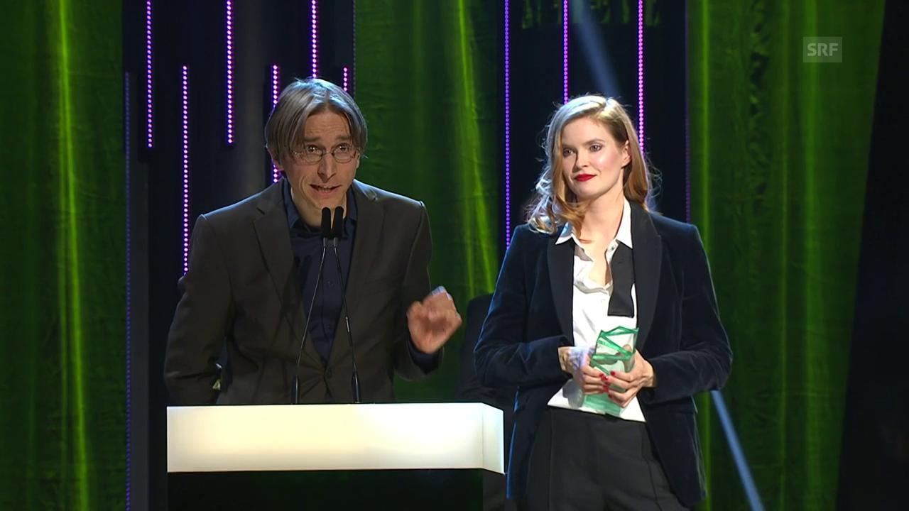 Lisa Brühlmann, bester Spielfilm