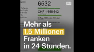 """Video «Crowdfunding-Rekord für die """"Republik""""» abspielen"""