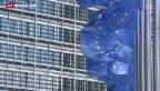 Video «315 Milliarden Euro für Europa» abspielen