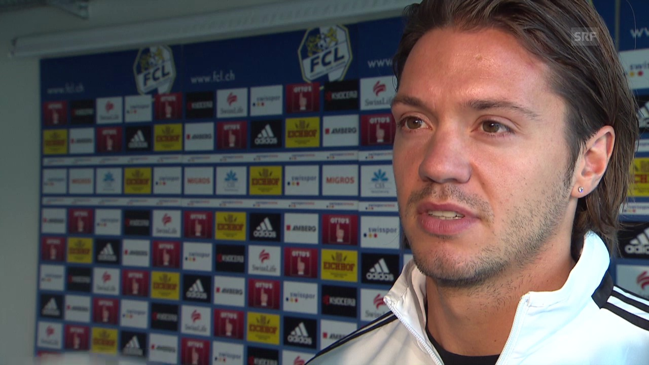 Fussball: Super League, Interview mit Adrian Winter