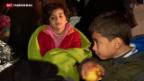 Video «Neues Flüchtlings-Regime seit Mitternacht in Kraft» abspielen