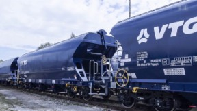 Video «Güterwaggons: Private Waggonvermieter hängen SBB Cargo ab» abspielen