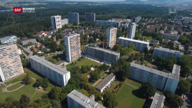 Video «Strassenfest in Bümpliz» abspielen