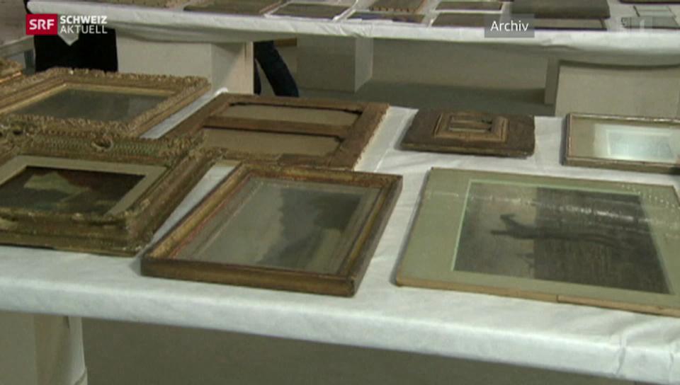 Gurlitt-Sammlung nach Bern wegen Paul Klee?